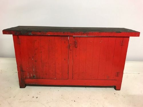 Rustic French Work Bench -  Just In - bw12